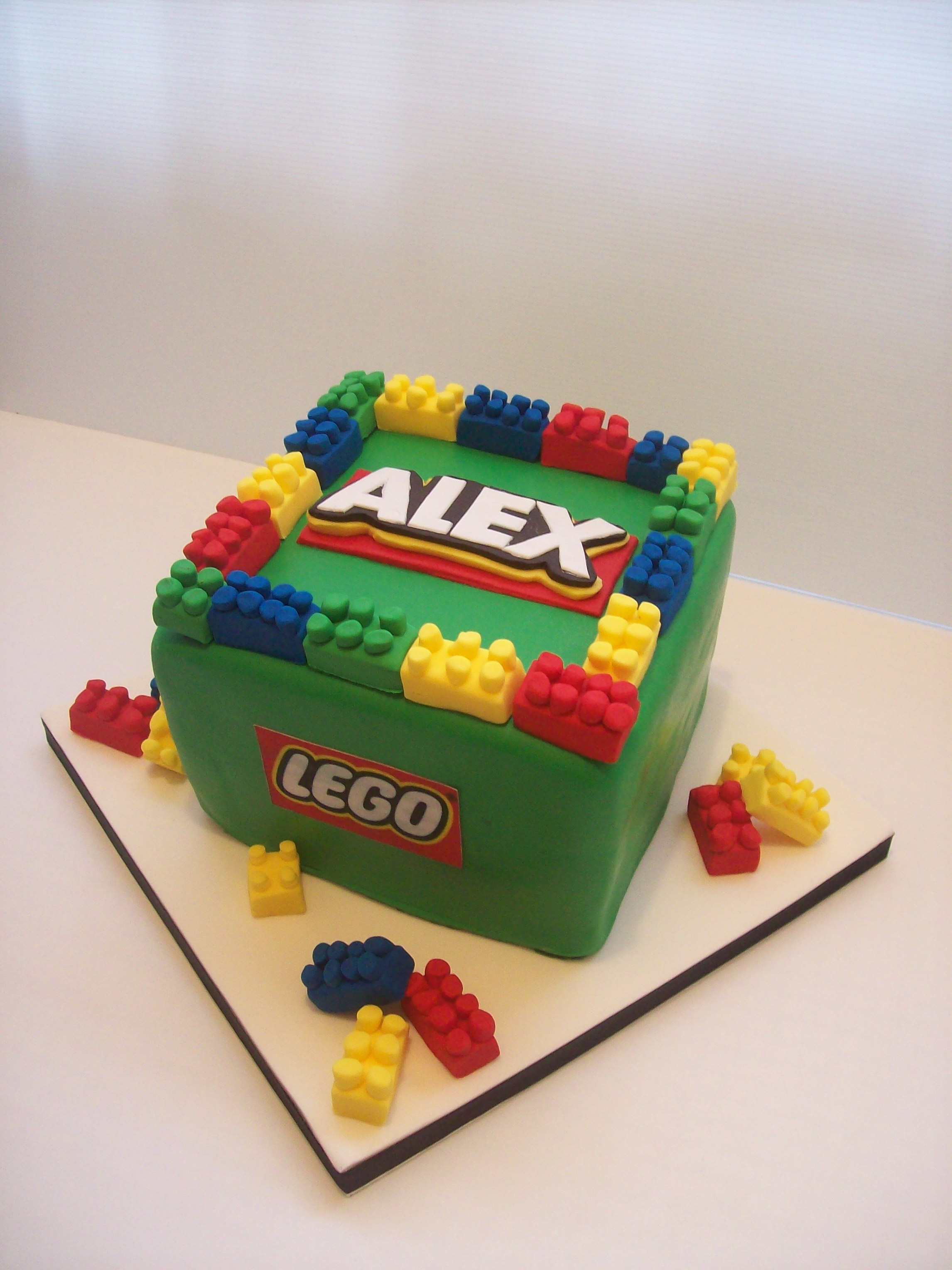 Lego Wedding Cake Designs