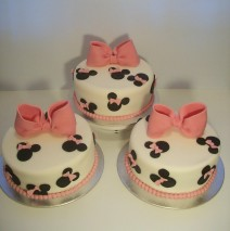 Minnie Mouse Cake $159 each