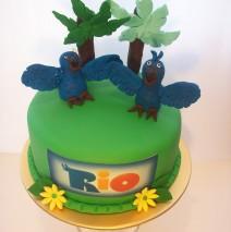 Rio Cake $250