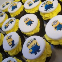 Minions Cupcakes $6 each