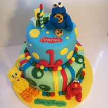 Sesame Street Cake $399