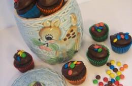 Mini M&M cupcakes $2.75 each