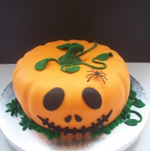 Halloween Cake $295