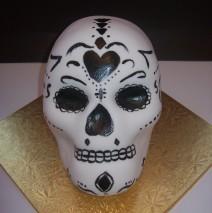Sugar Skull Cake $229