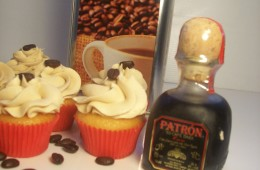 Mini XO Cafe Patron Cupcakes $3