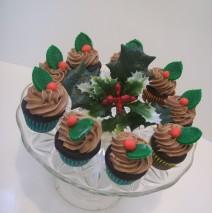 Xmas Mini Cupcakes $3.50 each