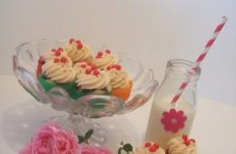 Lemon Cranberry Mini Cupcakes $2.75 each