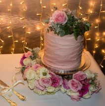 Buttercream Wedding Cake $250