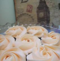 Mini Rosette Cupcakes $2.50 each