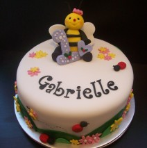 Bumble Bee Cake $249