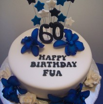 60th Birthday Cake $295