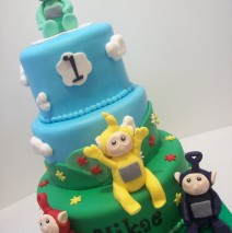 Teletubbies Cake $595