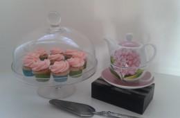 Pink Rosette Mini Cupcakes $2.50 each
