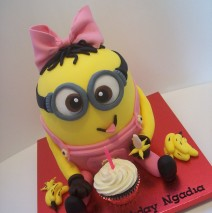 Girl Minion $295 text add $25
