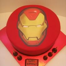 Iron Man Cake $150