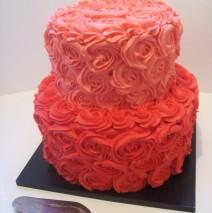 Rosette Cake $395 (4 layer)
