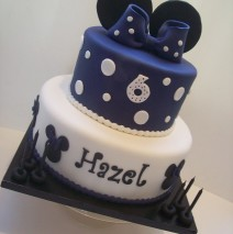 Minnie Mouse Cake $295