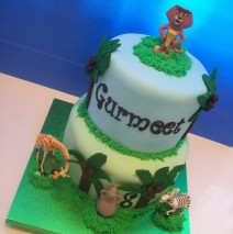 Madagascar Cake $295