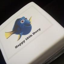 Dory Cake $150 (10 inch)