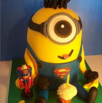 SuperMan Minion $295
