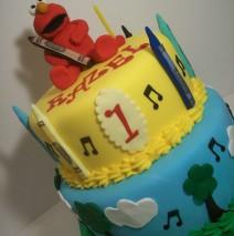 Elmo Cake $295