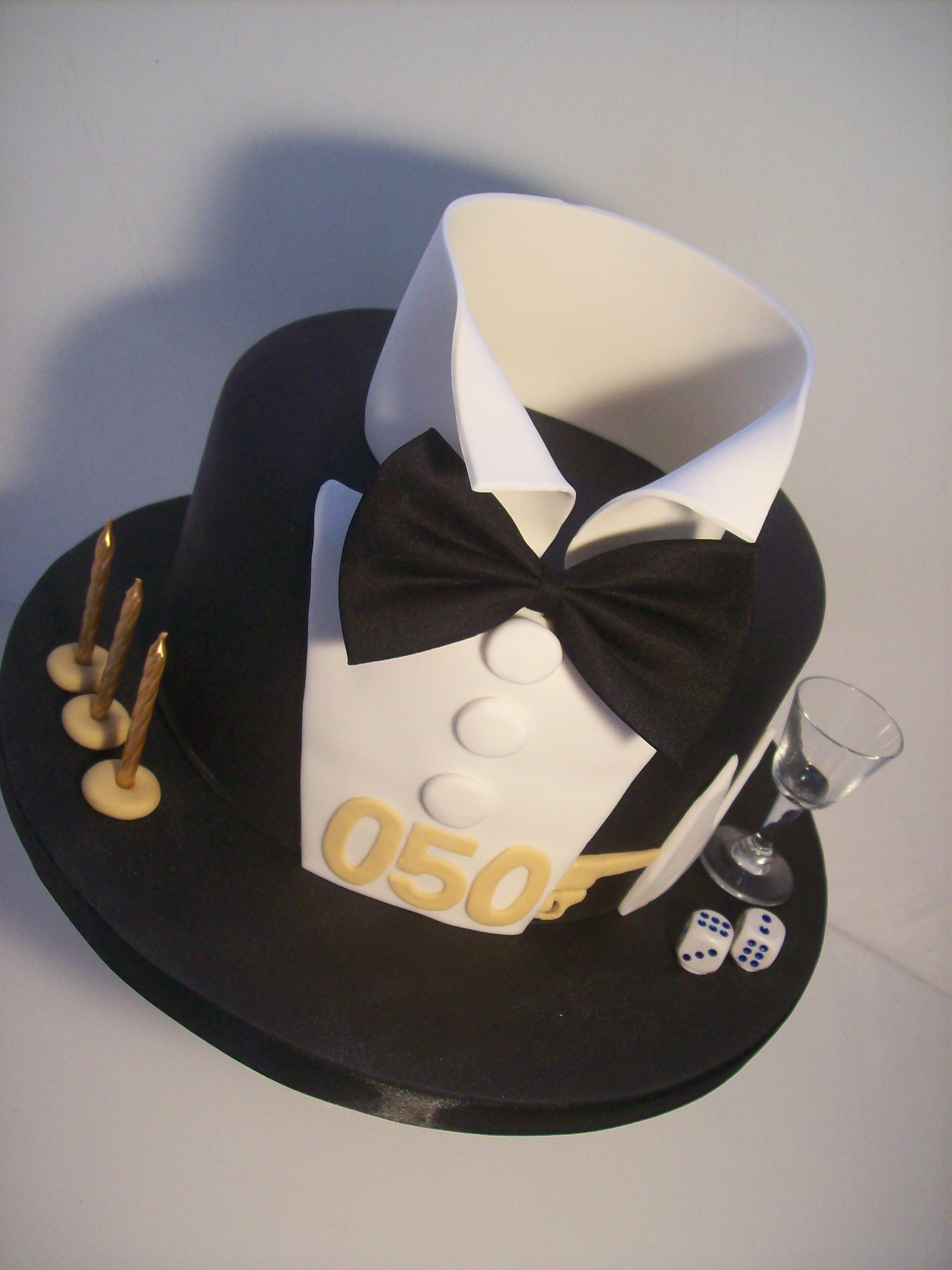 James Bond Cake 259 Temptation Cakes Temptation Cakes