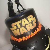 Star Wars Cake $299