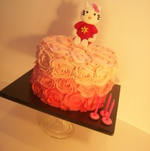 Hello Kitty Cake $195