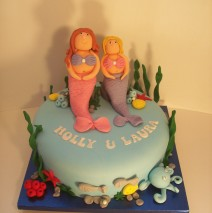 Mermaid Cake $295