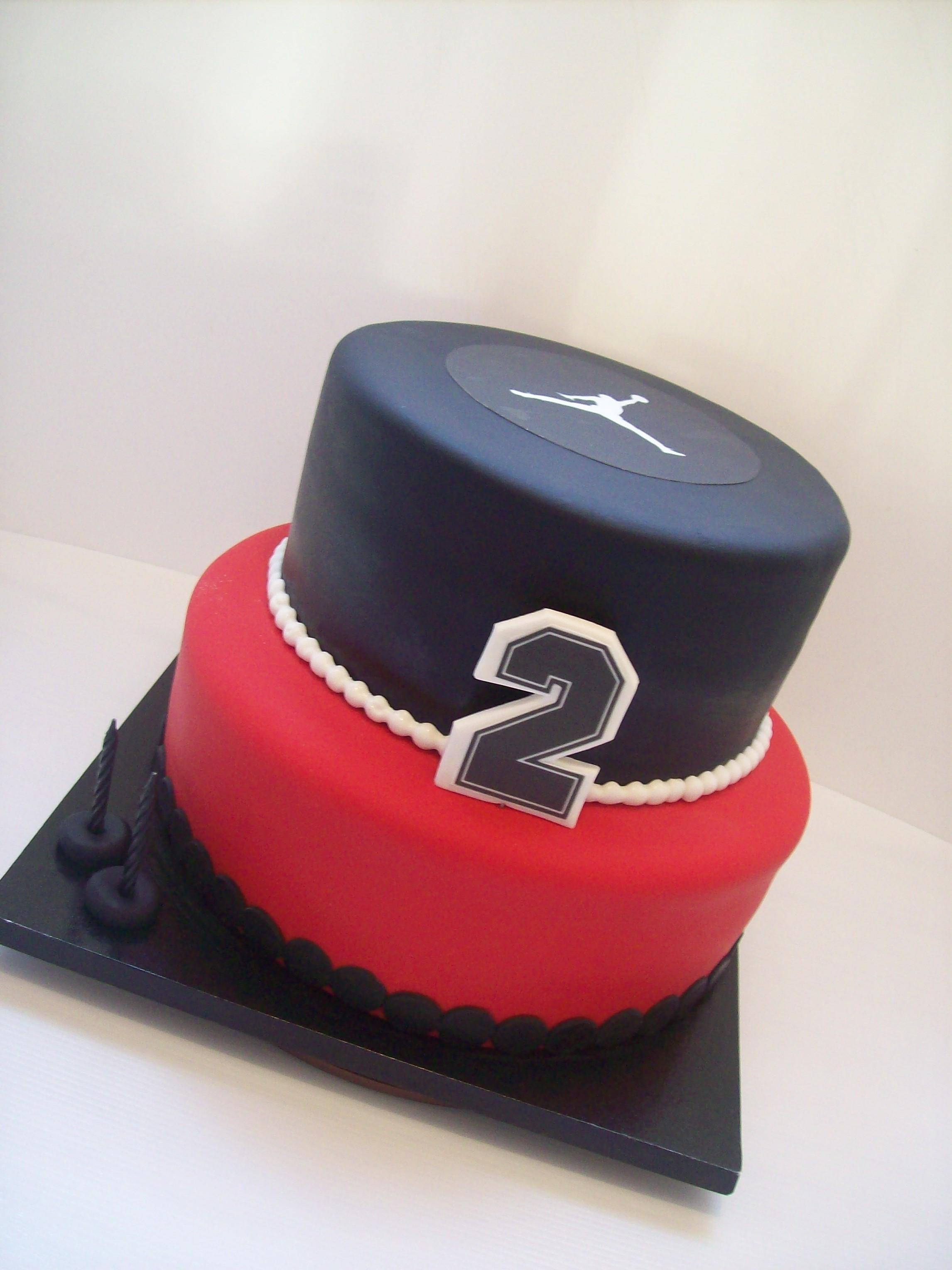 Michael Jordan Cake 349 Temptation Cakes Temptation Cakes