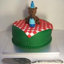 Teddy Cake $195