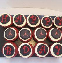 Michael Jordan Cupcakes 79 Temptation Cakes Temptation Cakes