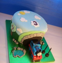 Thomas the Tank Engine Cake $249