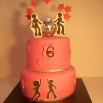 Disco Cake $275
