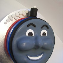 Thomas the Tank Engine Cake (Gordon) $249