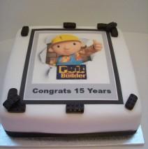 Bob the Builder Cake $165