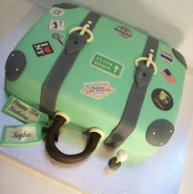 Suitcase Cake $295