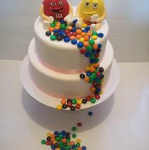 M & M Cake $295