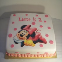 Minnie Mouse 12 inch $249