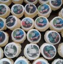 Thomas Cupcakes mini $3.50 each