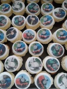 my thomas cupcakes
