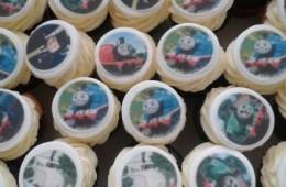 Thomas Cupcakes mini $3.50 each