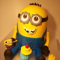 BOB Minion Cake $295