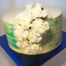 Watercolour Cake $195