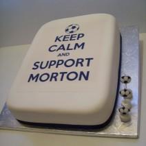 Morton Cake $165