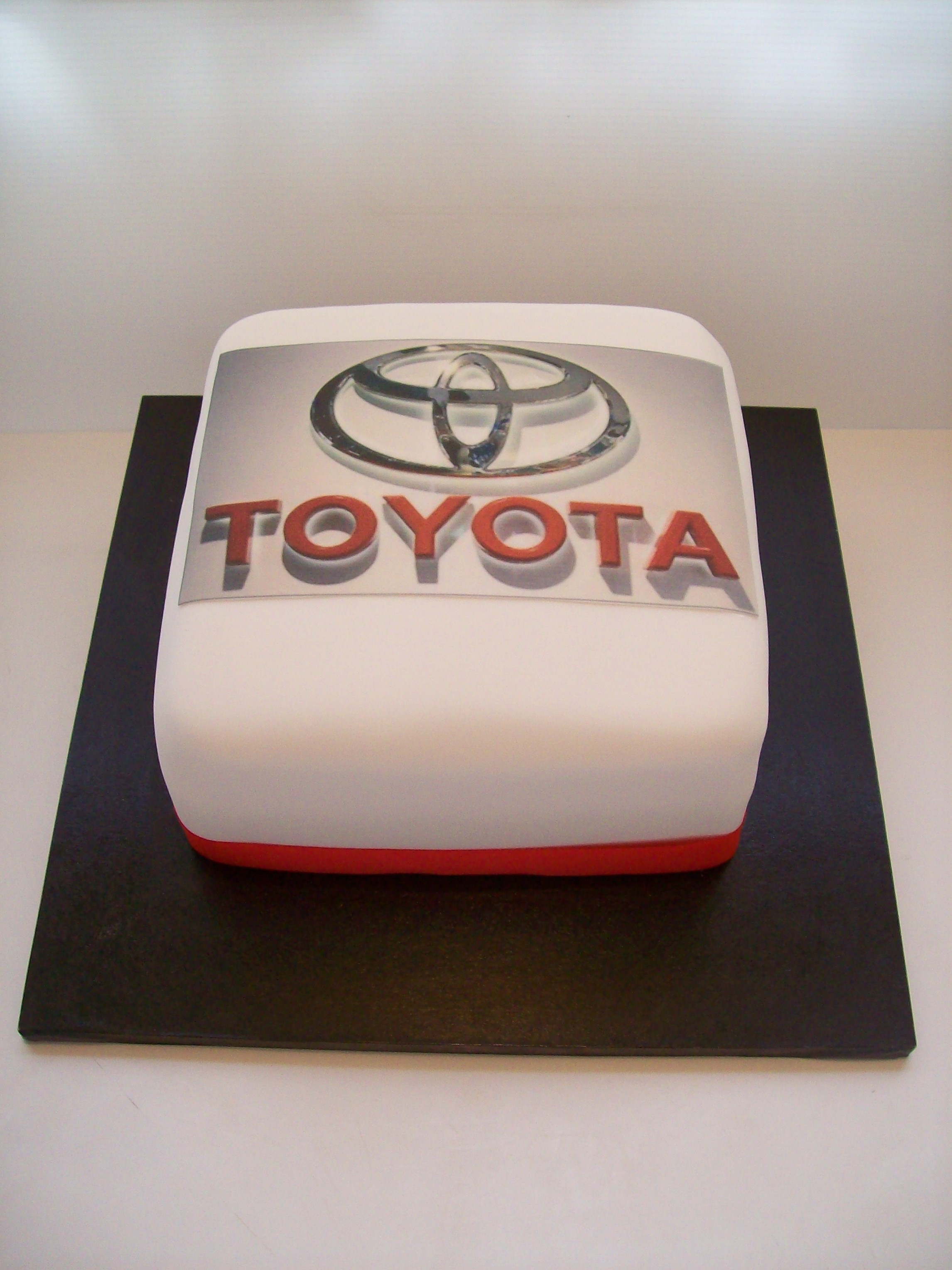 Toyota Cake 129 Temptation Cakes Temptation Cakes