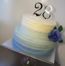 Ombre Cake $295