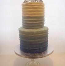 Tiara  Ombre Cake $349