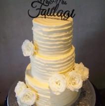 Rustic Wedding Cake $595
