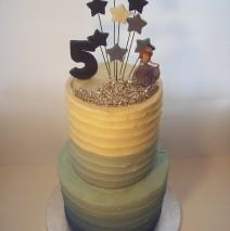 Sofia Diamante Tiara Cake $395
